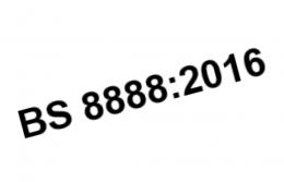 BS 8888:2016