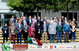 ISO/TC213 meetings in Queretaro, Mexico